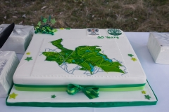 30 years ofpartnership between the Society and the City: a piece of cake.