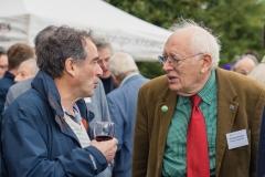 Richard Sumray with Thomas Radice