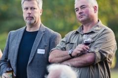 Heath staff David Humphries and Richard Payne