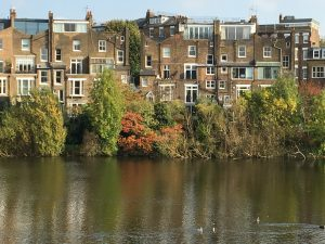 The history of the Hampstead Heath ponds