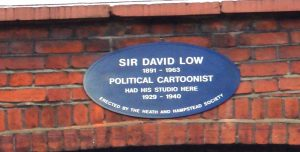 Sir David Low