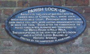 Parish Lock-Up